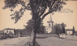 Tarn - Milhars - L'église - Avenue De Cordes - Autres Communes