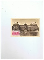 CARTE MAXIMUM PALAIS DU LUXEMBOURG  10 12 1948 - 1940-49