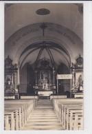 Sâles (Gruyère), Intérieur De L'église - FR Fribourg