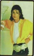 MICHAEL JACKSON *   Télécarte  USA  (44) Phonecard USA *  Telefonkarte * MUSIC * MUSIQUE * MUSIK - Music