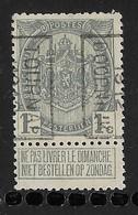 Tournai 1912  Nr.  1871B - Precancels