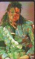 MICHAEL JACKSON *   Télécarte  USA  (50) Phonecard USA *  Telefonkarte * MUSIC * MUSIQUE * MUSIK - Music