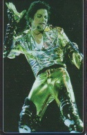 MICHAEL JACKSON *   Télécarte  USA  (47) Phonecard USA *  Telefonkarte * MUSIC * MUSIQUE * MUSIK - Music