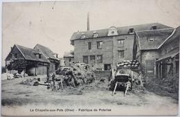 FABRIQUE DE POTERIES - LA CHAPELLE Aux POTS - France