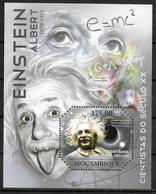 MOZAMBIQUE   BF 424   * *  ( Cote 16e ) Abert Einstein - Albert Einstein