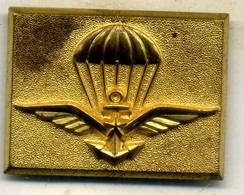 Insigne Commando PONCHARDIER, Brevet Para Marine__ - Armée De Terre
