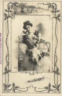 BONI   Reutlinger Style Art Nouveau RV - Artistes