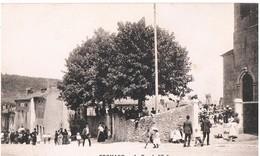 Frouard - La Rue De L'eglise. D5 - Frouard