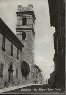 Saludecio - Via Roma E Torre Civica - Rimini - H6033 - Rimini