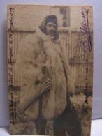 CPA CARTE POSTALE ARGENTINE EN RADE D USHUAIA ARGENTINE A BORD DU FRANCAIS TERRE DE FEU PECHEUR EXPLORATEUR 1904 REF 730 - Argentinië
