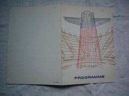 Programme Du Paquebot France 1974 Soirée De Gala - Programs