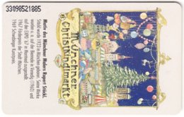 GERMANY K-Serie A-263 - 10.93 - Occasion, Christmas - MINT - K-Series: Kundenserie