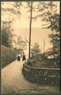 """RAUSCHEN = Swetlogorsk Obl. Kaliningrad Ostpreussen ~1920 """" Aufgang Meer-Stadt + Personen"""" - Ostpreussen"""