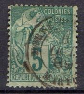COLONIE/MARTINIQUE ( POSTE ) : Y&T N° 49 TYPE  ALPHEE  DUBOIS   TIMBRE  BIEN  OBLITERE , A  VOIR . - Martinique (1886-1947)