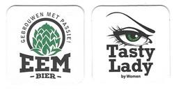 149a Proefbrouwerij Lochristi Eem Bier Rv Tasty Lady By Women - Sous-bocks