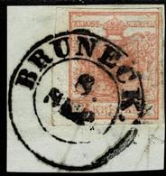 "(1850)  "" BRUNNECK "" , Tirol, Seht Klar , A2929 - 1850-1918 Imperium"