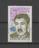 FRANCE / 1990 / Y&T N° 2638 : Max Hymans - Choisi - Cachet Rond (1990) - France