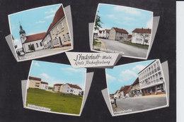 Ak Stockstadt/Main, Aschaffenburg, Unterfranken, Mehrbildkarte - Aschaffenburg