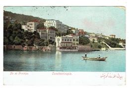 TURQUIE CONTANTINOPLE Ile De Prinkipo - Turkey
