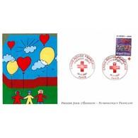 FDC LNF - Croix Rouge 2007 - Oblit 24/11/2007 Paris - FDC