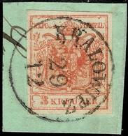 "(1850) "" KRALOWITZ "" Zentr. Klar  , A2931 - 1850-1918 Imperium"
