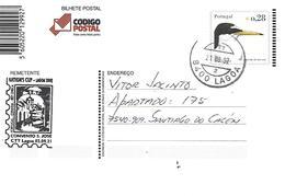 PORTUGAL - Ordinary PAP - Andorinha-do-mar-anã (real Circulated) - Specht- & Bartvögel