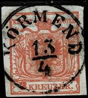 """(1850) """" KÖRMEND """" Ideal!  , A2932 - Oblitérés"""