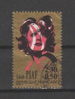 "FRANCE / 1990 / Y&T N° 2652 : ""Chanson Française"" (Edith Piaf) - Choisi - Cachet Rond - France"