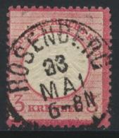 Deutsches Reich 25 O - Deutschland