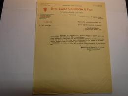 PETRIGNANO D'ASSISI  -- PERUGIA  .. DITTA EOLO  CICOGNA  & FIGLI -- MECCANICA - Italie