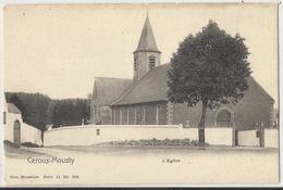 Ceroux-Mousty - L'Eglise - Ottignies-Louvain-la-Neuve
