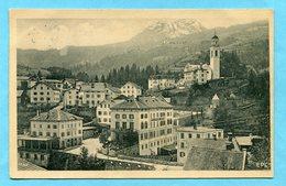 Tiefenkastel (Albulatal) Mit Hotel Julier 1916 - GR Grisons