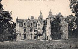 Combourg - Le Château De Lanrigan. - Combourg