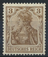 Deutsches Reich 84I ** Postfrisch Gepr. Dr. Hochstädter BPP - Deutschland