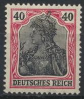 Deutsches Reich 90II ** Postfrisch - Deutschland