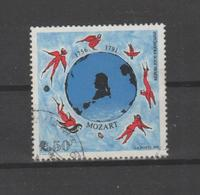 FRANCE / 1991 / Y&T N° 2695 : Mozart - Choisi - Cachet Rond - France