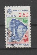FRANCE / 1991 / Y&T N° 2696 : Europa (Espace) - Choisi - Cachet Rond - France