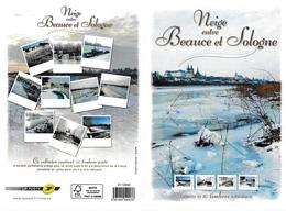 FRANCE 2012 Neige Entre Beauce Et Sologne: Collector Booklet UM/MNH - Collectors
