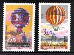 FRANCE  1983 - SERIE / Y.T. N° 2261 ET 2262 )  - NEUFS** - Nuovi