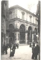 SIENA Logge Dei Nobili Con Animazione 1920 - Siena