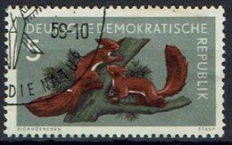 DDR 1959, Mi Nr 737, Gestempelt - Gebraucht