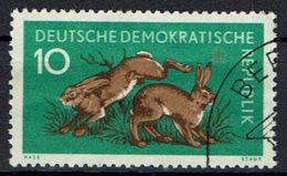 DDR 1959, Mi Nr 738, Gestempelt - Gebraucht