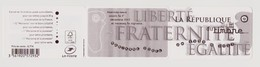 FRANCE 2013 Carnet Autoadhésif N° YT 1520B Marianne Et La Jeunesse NEUF - Frankrijk