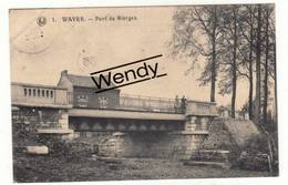Wavre (pont De Bierges) - Wavre