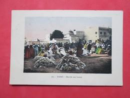 Rabat - Marché Aux Laines (No. 567) (Maroc) - Rabat