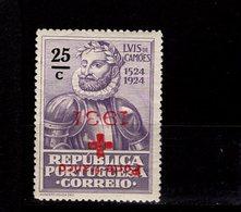 Portugal Portofreiheitsmarken Rotes Kreuz  29 MLH * A 18 - Franchise