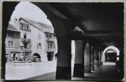 Rumilly (Haute-Savoie), Les Arcades - Rumilly