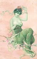 Illustrateur - N°63267 - La Fée Verfte - Absynte - Künstlerkarten