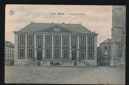 DIEST  L'HOTEL DE VILLE - Diest