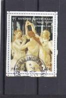 4518 Oblitéré Rond (2010) Sandro Botticelli - Used Stamps